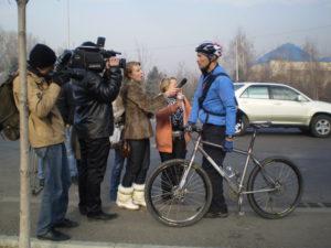 В ПДД РК внесены поправки, в том числе и касательно велосипедистов