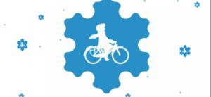 Всемирная акция «Зимой на работу на велосипеде»